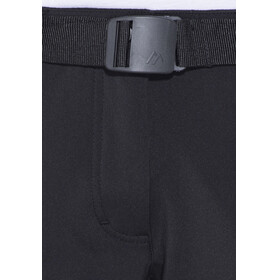 Maier Sports Tech Softshellhose Damen Black